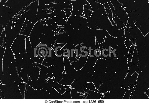 boreal, skymap - csp12361659