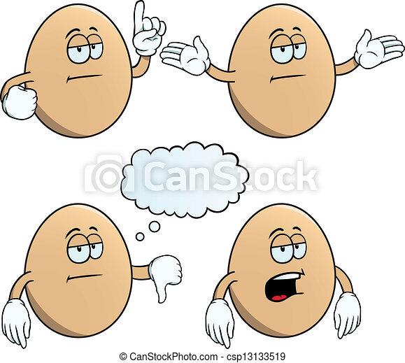 Bored egg set - csp13133519