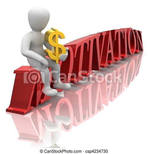 Borko Motivation - csp4234730