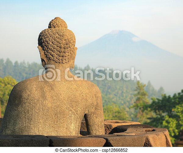 Borobudur - csp12866852
