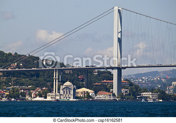 Bosphorus bridge - csp16162581