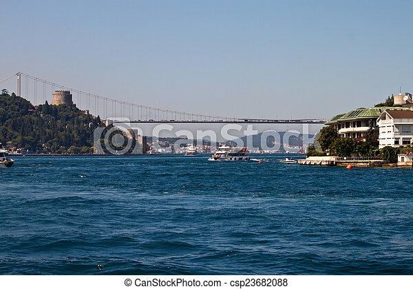 Bosporus bridge  - csp23682088