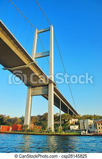 Bosporus Bridge - csp28145825
