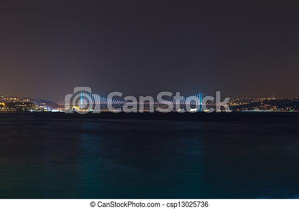Bosporus Bridge - csp13025736