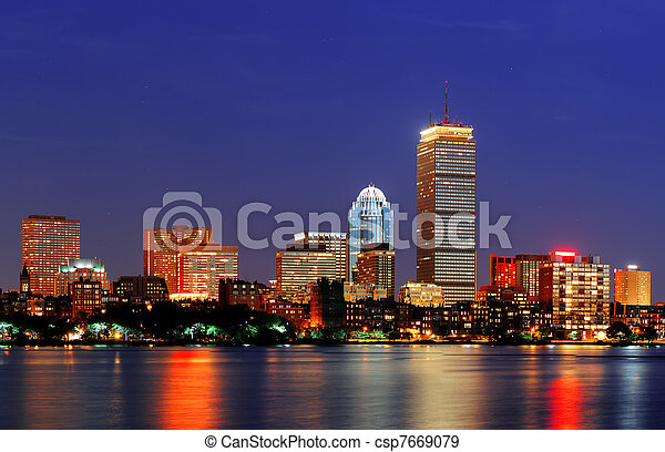 Boston Charles River - csp7669079