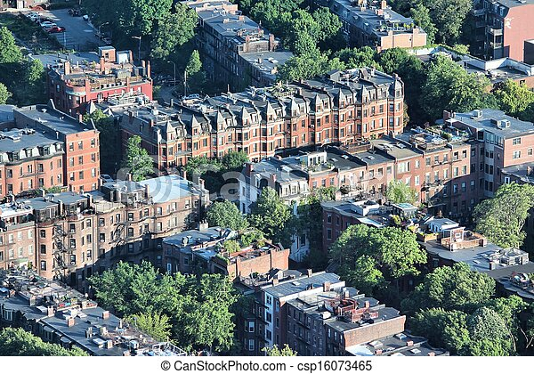 Boston, Massachusetts - csp16073465