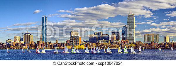 Boston, Massachusetts - csp18047024
