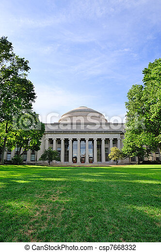 Boston MIT campus - csp7668332