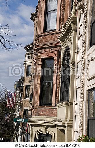 Boston Neighborhood - csp4642016