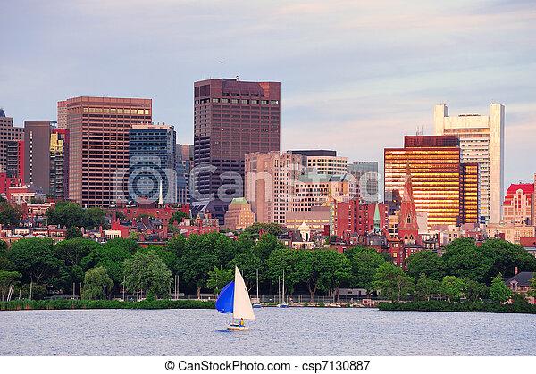 Boston - csp7130887