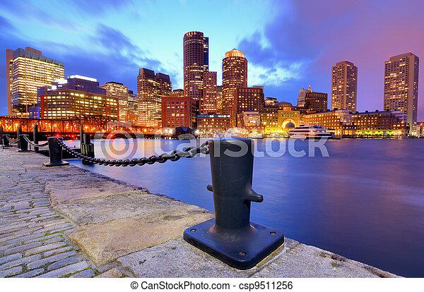 Boston - csp9511256