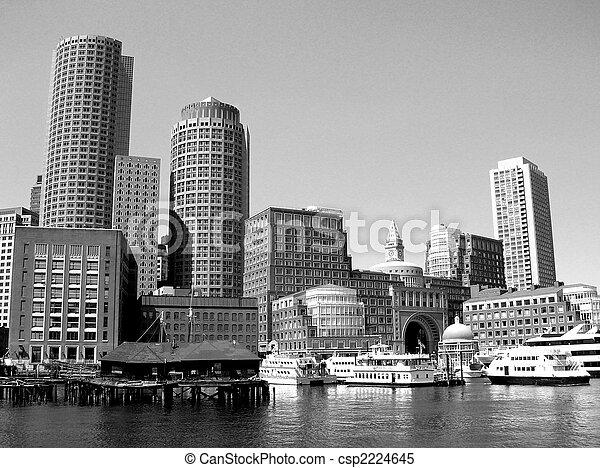 Boston - csp2224645