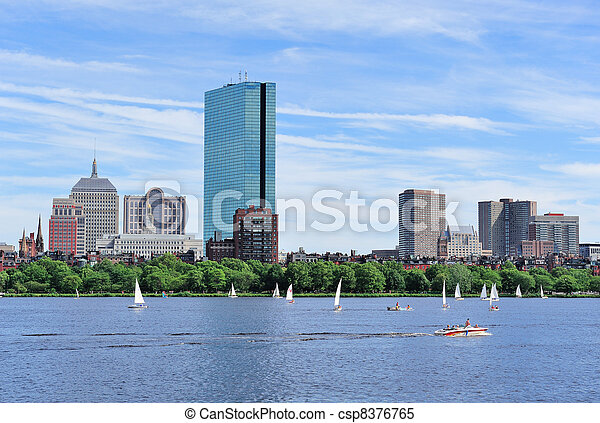 Boston - csp8376765