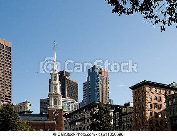 Boston - csp11856696