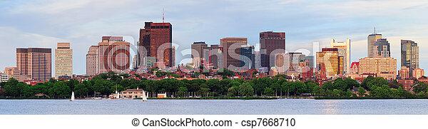 Boston - csp7668710