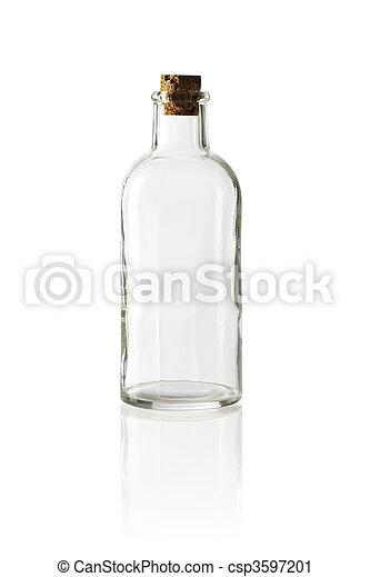 botella - csp3597201