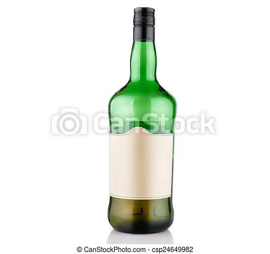 botella - csp24649982