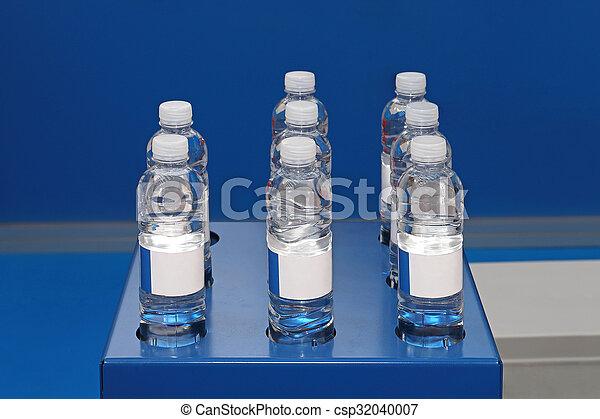 Botellas de agua - csp32040007
