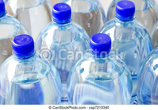 Botellas de agua - csp7210340