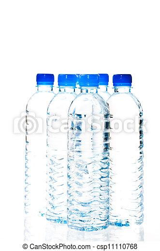Botellas de agua - csp11110768