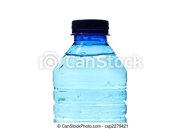 botellas del agua - csp2279421