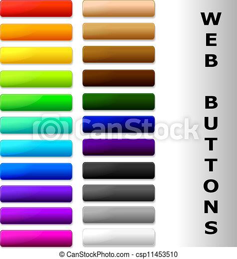 botones, tela - csp11453510