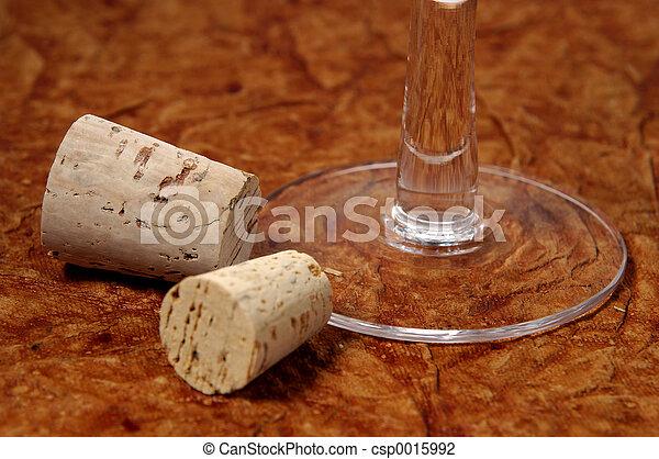 Bottle Corks - csp0015992