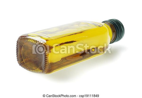 Bottle Of Olive Oil - csp19111849