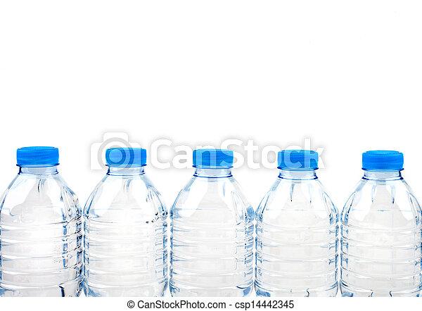 Bottled Water - csp14442345