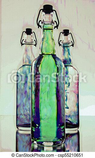 Bottles - csp55210651