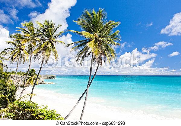 Bottom Bay, Barbados, Caribbean - csp6631293