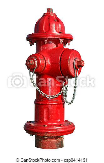 bouche incendie - csp0414131