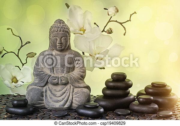 bouddha - csp19409829