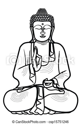 bouddha - csp15751246