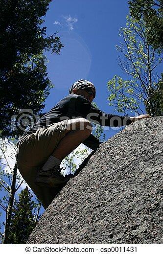Bouldering - csp0011431
