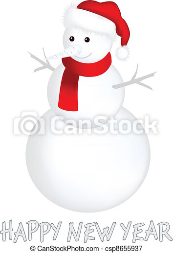 boule de neige - csp8655937