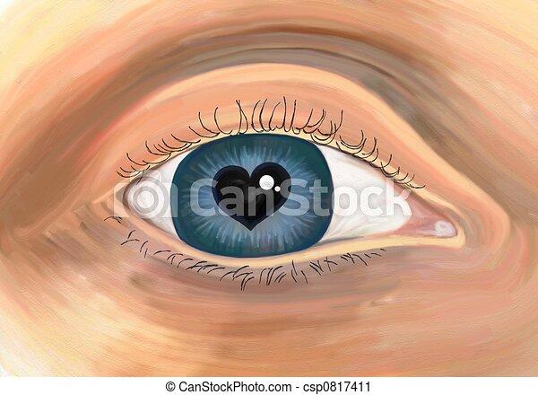 bountiful eye - csp0817411