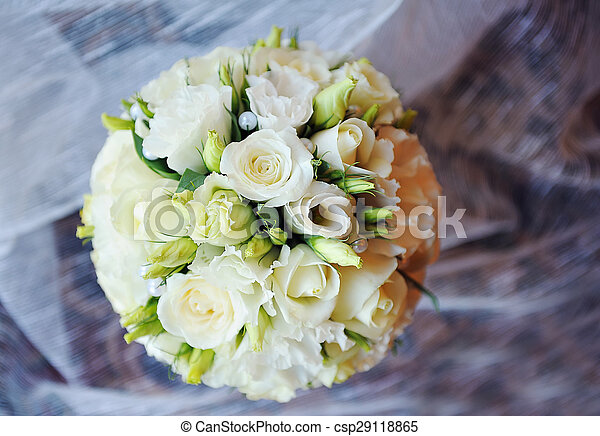 bouquet fleurs blanches mariage bouquet blanc flowers. Black Bedroom Furniture Sets. Home Design Ideas