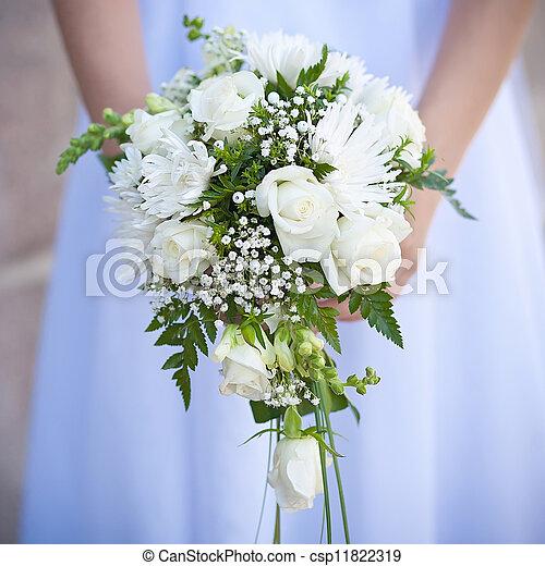 Bouquet Fleurs Mariage