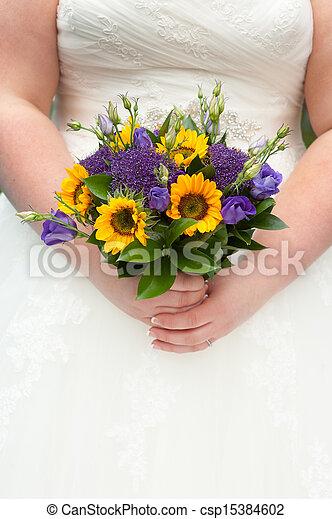 bouquet mari e tenue tournesol bouquet mari e tournesols tenue mariage. Black Bedroom Furniture Sets. Home Design Ideas