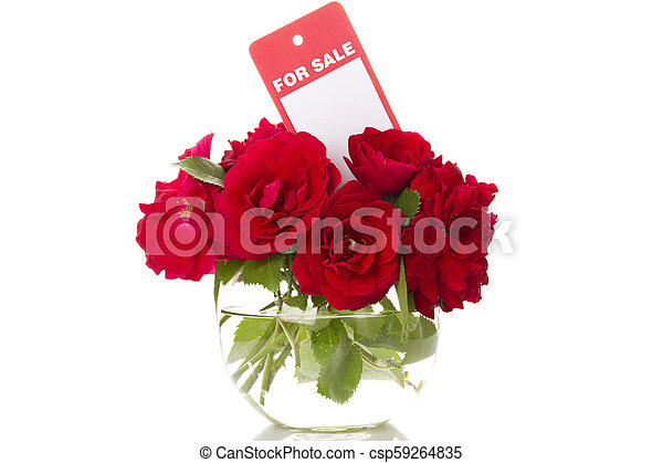 Bouquet of flowers For sale - csp59264835