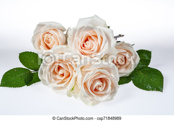 Bouquet Of Flowers - csp71848989