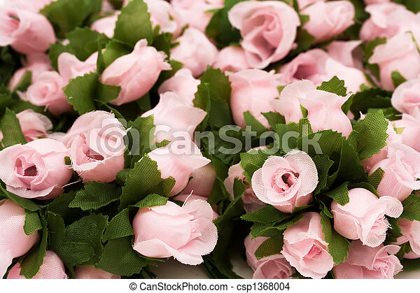Bouquet of Roses - csp1368004