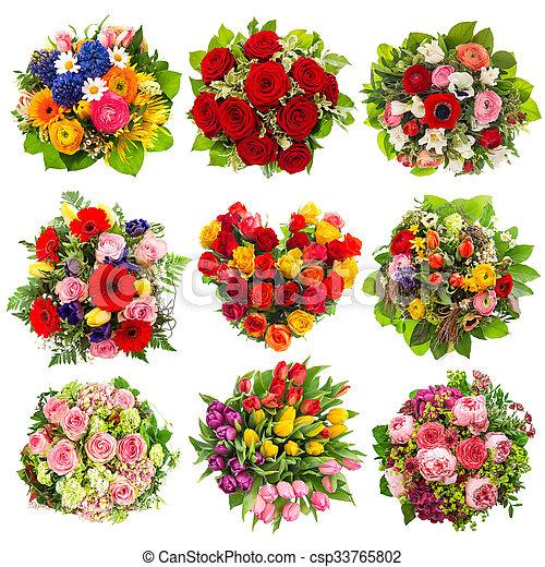 Bouquet Valentines Fetes Anniversaire Mariage Fleurs