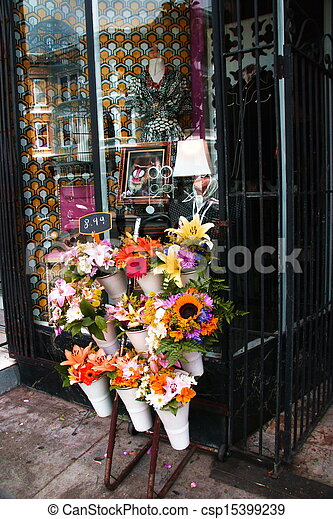 Bouquets of Flowers for Sale - csp15399239