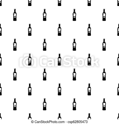 Bourbon pattern seamless - csp62805473