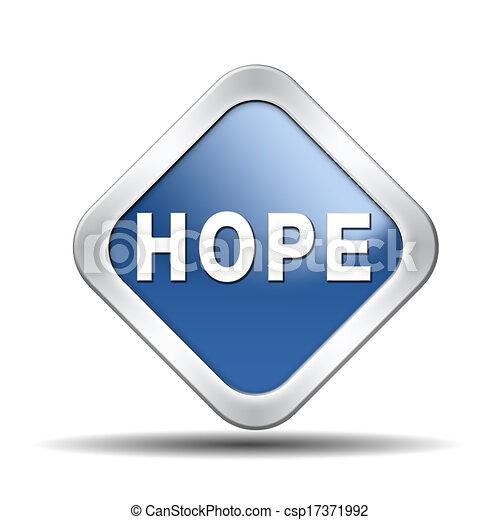 bouton, espoir - csp17371992