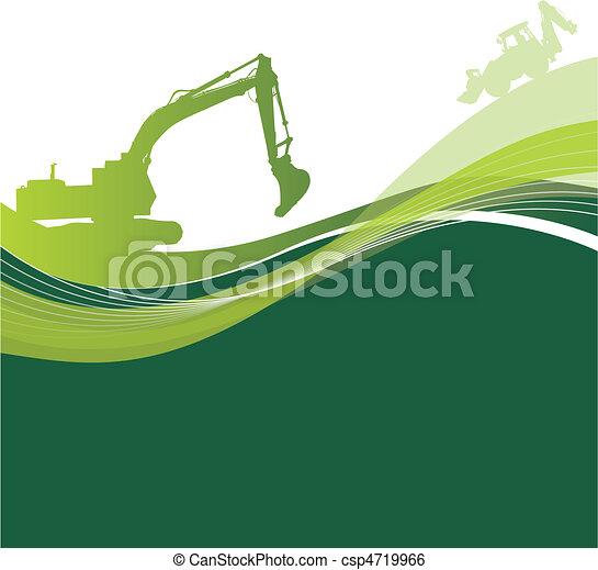bouwsector - csp4719966