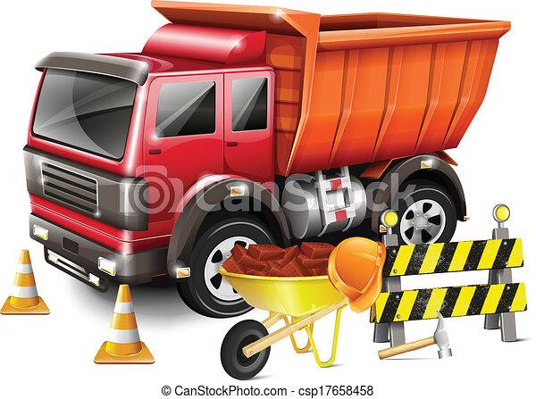 bouwsector - csp17658458