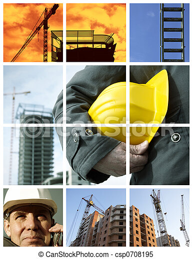 bouwsector - csp0708195